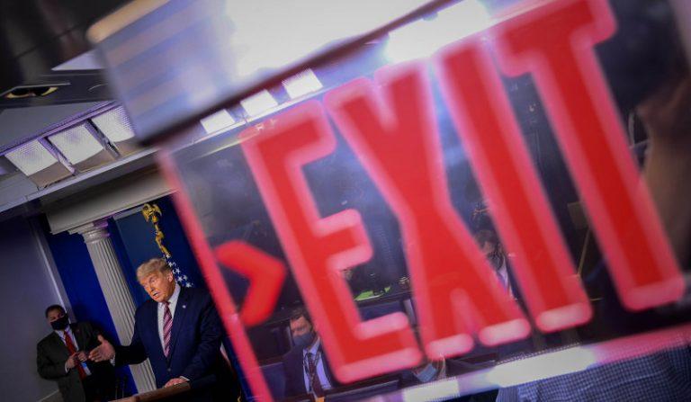 La elección de EEUU profundizó la división política en ese país