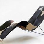 Apero es una chaise longue diseñada por  Francisco Gómez Paz y fabricada completamente a mano.