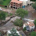 Trama Urbana inundacion