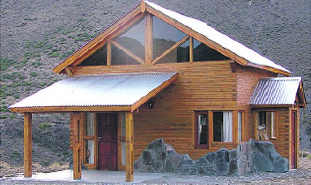 Casas de madera ecol gicas econ micas y financiables - Casas madera economicas ...