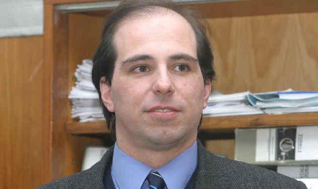 Gustavo Scarpetta -  Contador Público.  Docente UNC y UCC