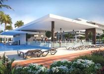 RENOVADO. Riu Playacar luce totalmente nuevo frente a la playa del Caribe mexicano.
