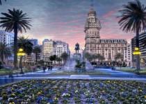 MONTEVIDEO. A partir de la nueva conexión entre Córdoba y la capital  uruguaya por parte de la compañía Amaszonas, se desarrollarán productos  turísticos para visitar distintos puntos del país vecino.