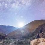 ESTRELLAS. Uno de los grandes encantos de Vicuña son las estrellas y sus cielos límpidos.