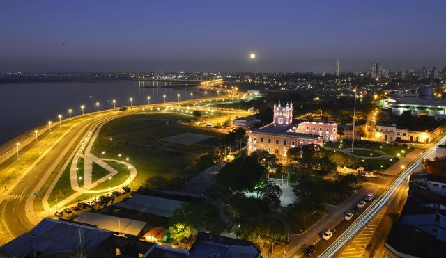 Viaje a Paraguay en clase ejecutiva