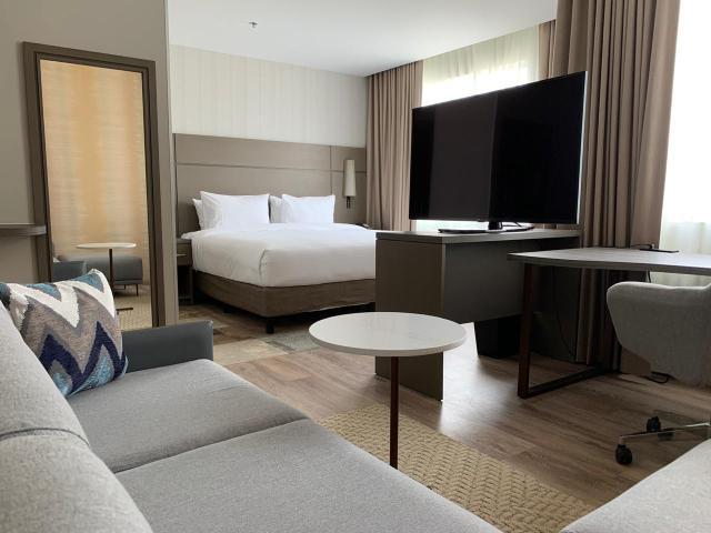 Residence Inn Mérida, el hotel que fue inaugurado en plena pandemia