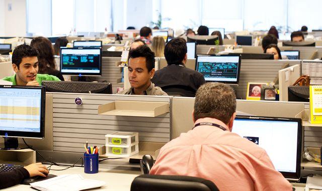 oficina empresa trabajo