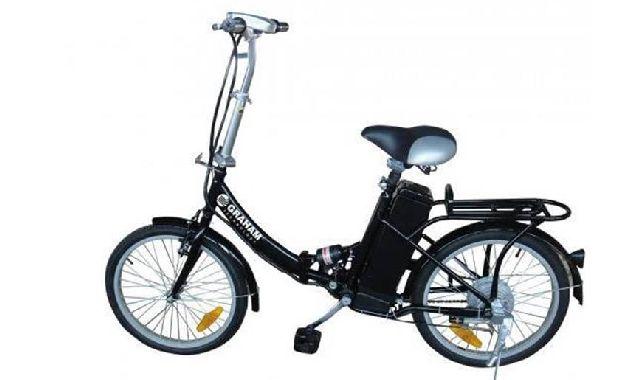 Ambiente. Las bicicletas eléctricas no contaminan