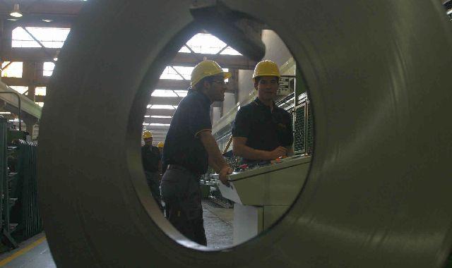 Operario Metalurgica