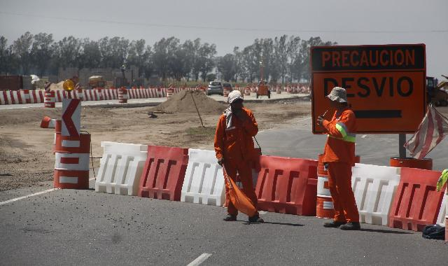 Autopista Desvio Operario Vialidad