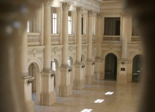 Tribunales I Pasos Perdidos