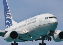 copa airlines avion
