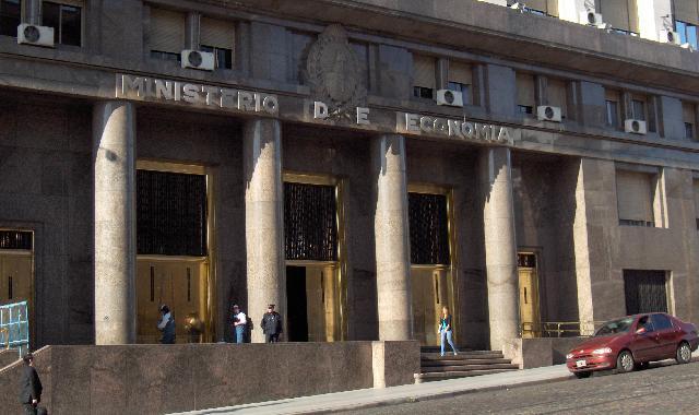 ministerio de economia nacional