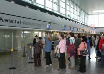 Aeropuerto Embarque