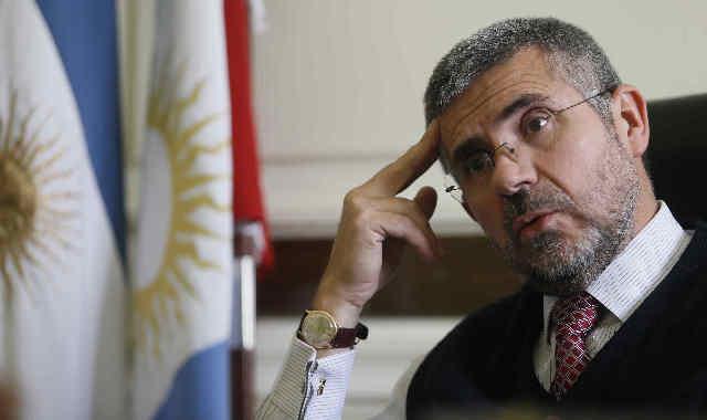 """""""Ansío volver a estudiar"""", dijo Armando Segundo Andruet, quien continuará con su actividad académica, después de renunciar al Tribunal Superior."""