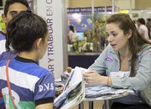 CONVOCATORIA. El año pasado, el evento atrajo a 30.000 jóvenes de toda la provincia.