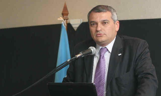 Gustavo Viano agradeció a todos los actores que intervinieron en el proyecto de Desarrollo Territorial.