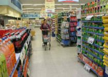 supermercado Gondolas