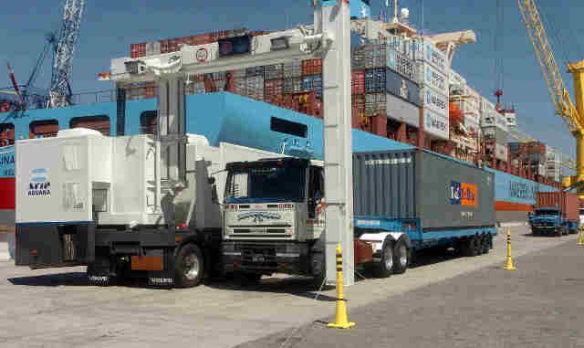 Comercio Exterior Contenedores Puerto
