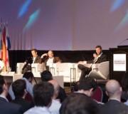 GRUPO EDISUR. Por medio de su presidente, Horario Parga, dijo presente en la Expo Real Estate 2014.