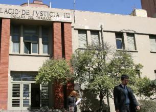 Tribunales camara trabajo