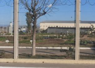 ESCENARIO. La Justicia laboral atendió la demanda planteada por un recluso de Bouwer.