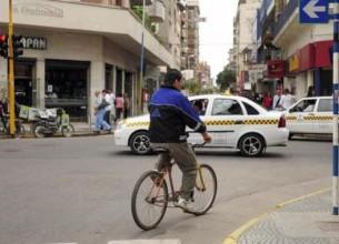 PELIGRO. A los efectos indemnizatorios, los ciclistas se equiparan a los peatones.