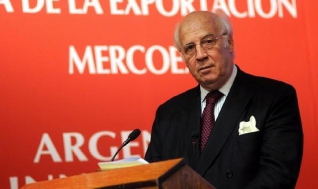 PESIMISTA. Enrique Mantilla, presidente de la Cámara de Exportadores, analizó el escenario.
