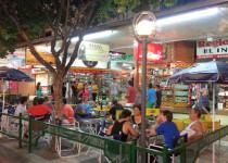 OCUPACIÓN. En Córdoba, Carlos Paz, La Cumbre y La Falda se registró una ocupación de 80% durante todo el fin de semana largo.
