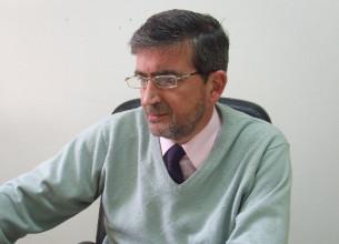 APUNTADO. El fiscal  Emilio Drazile, cuya  actuación en el caso  de la muerte del policía Juan Alós fue seriamente cuestionada