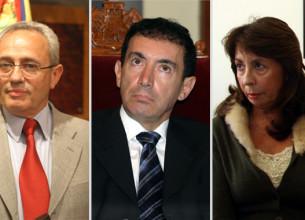 Carlos Francisco García Allocco / Domingo Juan Sesin / María Marta Cáceres de Bollatti / DECISIÓN. El Tribunal Superior de Justicia falló en favor de la comuna de Pedro E. Vivas.