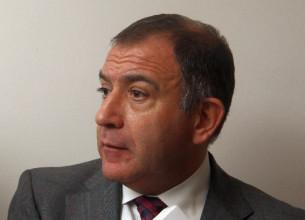 LUIS JUEZ. Senador por Córdoba (FAP).
