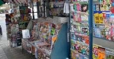 MANIOBRA. El demandante se apoderaba ilegalmente de las devoluciones de diarios y revistas.