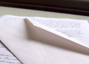 PRUEBA. El contenido de la carta aceptada como testamento excedía la voluntad de testar.