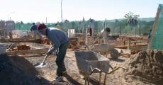 RECONSTRUCCIÓN. Las empresas ganadoras deberán construir casas en Sierras Chicas.