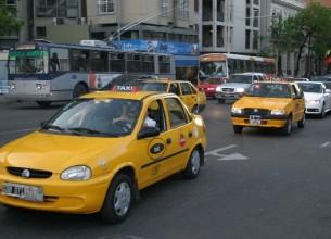 ESCENARIO. El taxista lesionado en el accidente será resarcido por el lucro que dejó de percibir.