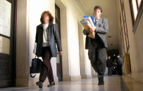 Tribunales I pasillos abogados