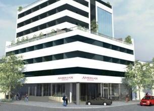 MÁS HABITACIONES. Con este edificio, la cadena hotelera suma más de 2.500 habitaciones.