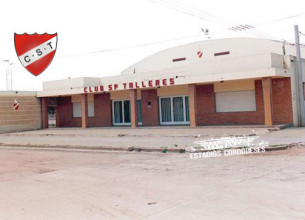 ESCENARIO. El Club Sportivo Talleres, de Etruria, demandado en la acción de amparo del jugador.