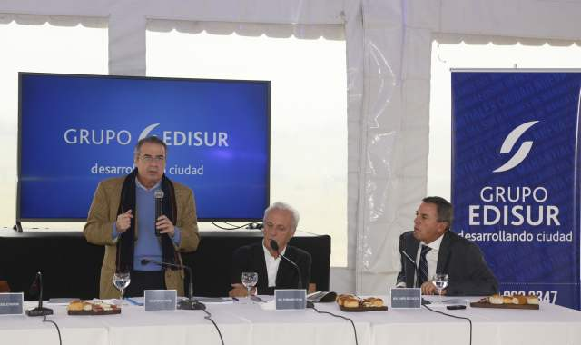 Edisur desarrolla otras 800 hectáreas con $500 millones de inversión por año