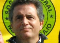 Luis Etchevehere. Presidente de  la Sociedad Rural Argentina (SRA).