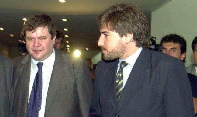 ACUSACIÓN. Germán Kammerath está acusado de negociación incompatible con la función pública.