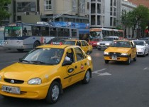 Taxis Transito