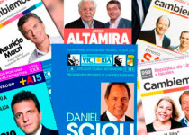 COMERCIALES. Los spots son los canales más utilizados por los políticos en sus campañas.