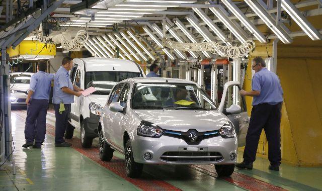 Renault Produccion
