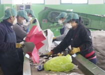 reciclado basura