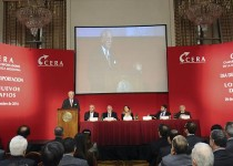 REUNIÓN ANUAL. La Cámara de Exportadores celebró su día en el Plaza Hotel de Buenos Aires.