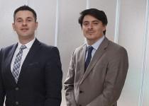 ALCANCES.Heredia Querro y Sánchez Latorre explicaron los alcances de la propuesta académica.