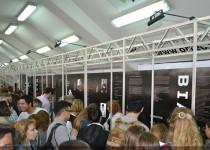CIENTOS DE OPCIONES. Más de 850 trabajos fueron presentados para participar de la muestra 2016.