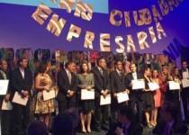 GALARDÓN. Ciudadanía Empresaria ya es una tradición dentro de las buenas prácticas.